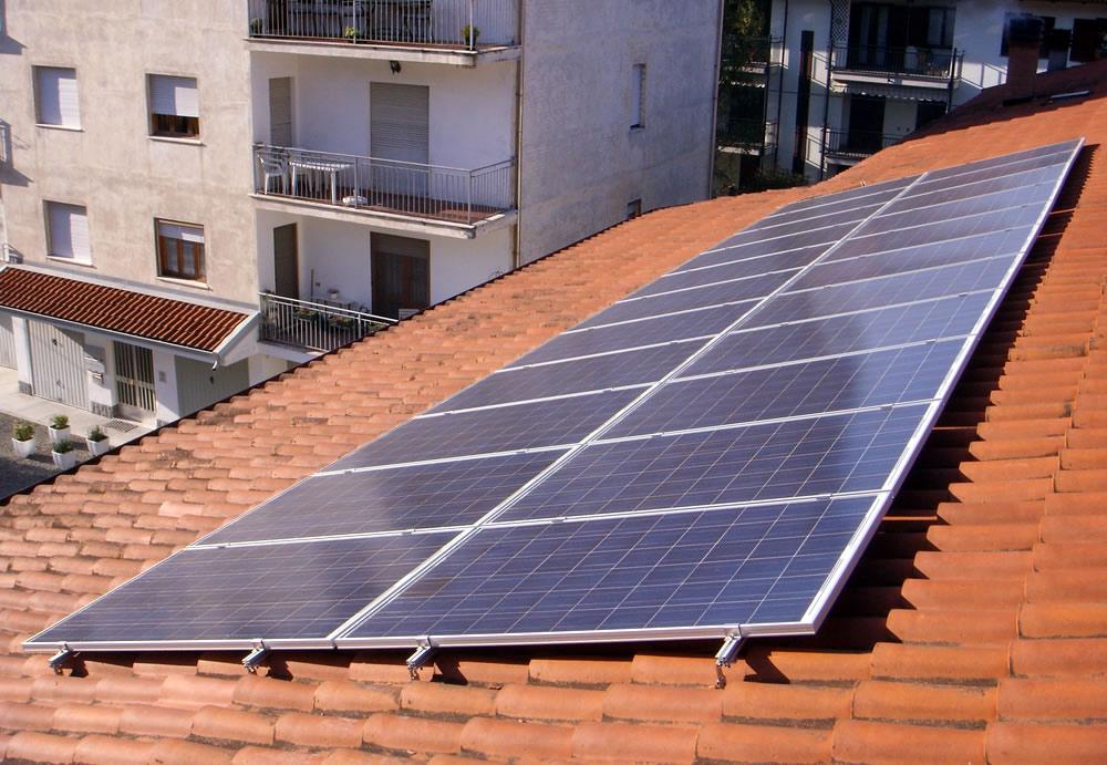 Impianto fotovoltaico 200kw