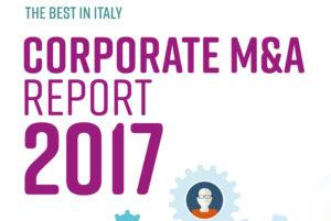 CDRA inserito nel Corporate M&A Report 2017 di LegalCommunity