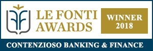 le fonti awards 2018 contenzioso banking finance2