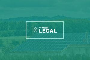 Le Fonti Legal pubblica un intervento di Carlo Comandé e Paola Floridia sulla riforma in materia di sanzioni GSE