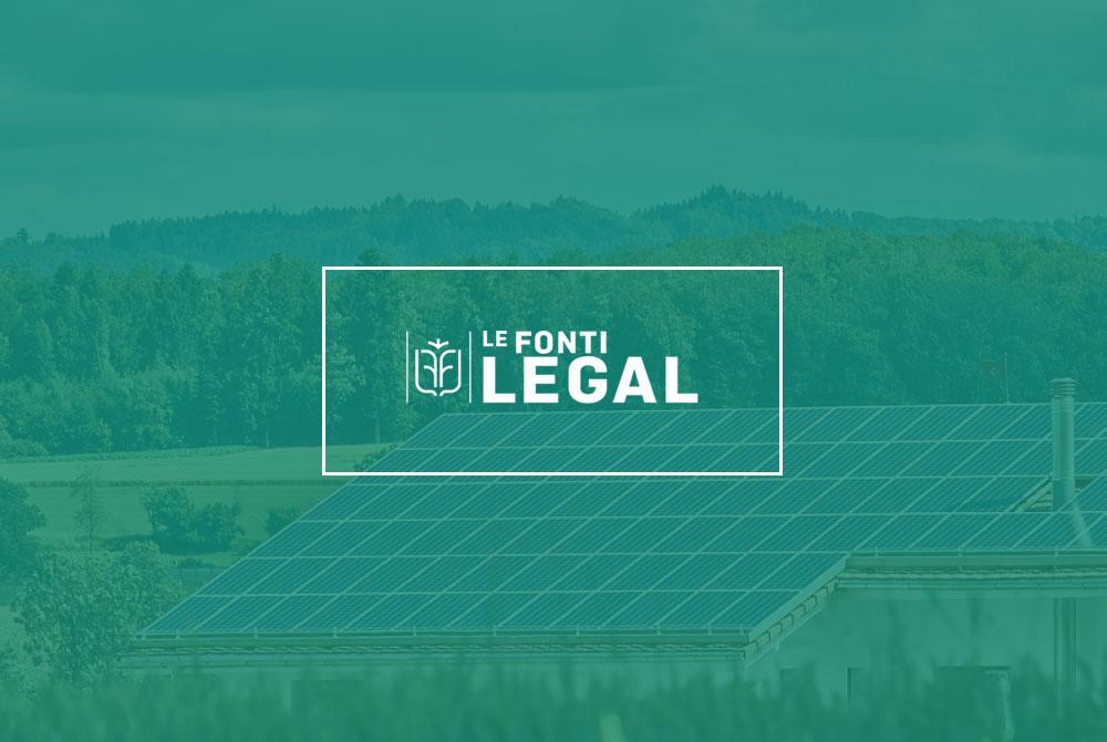 Le Fonti Legal 2018 2
