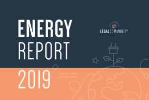 CDRA inserito nell'Energy Report 2019 di Legal community