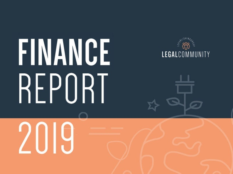 finance report 2019 legal community cdra