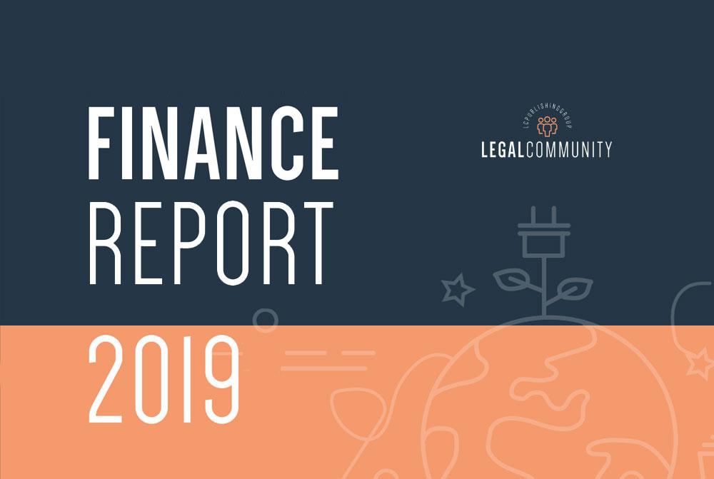 finance report 2019 legal community cdra