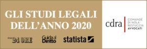 gli studi legali dellanno 2020