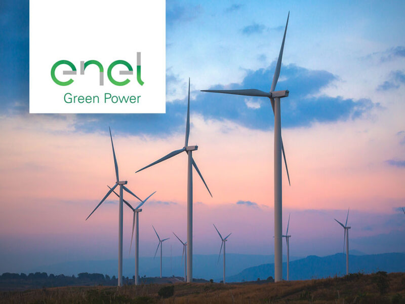 enel green power eolico