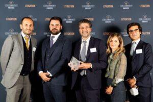 Ai Litigation Awards 2020 organizzati da Legalcommunity, lo Studio CDRA si è aggiudicato il premio Contenzioso Amministrativo – Edilizia/Urbanistica/Ambientale
