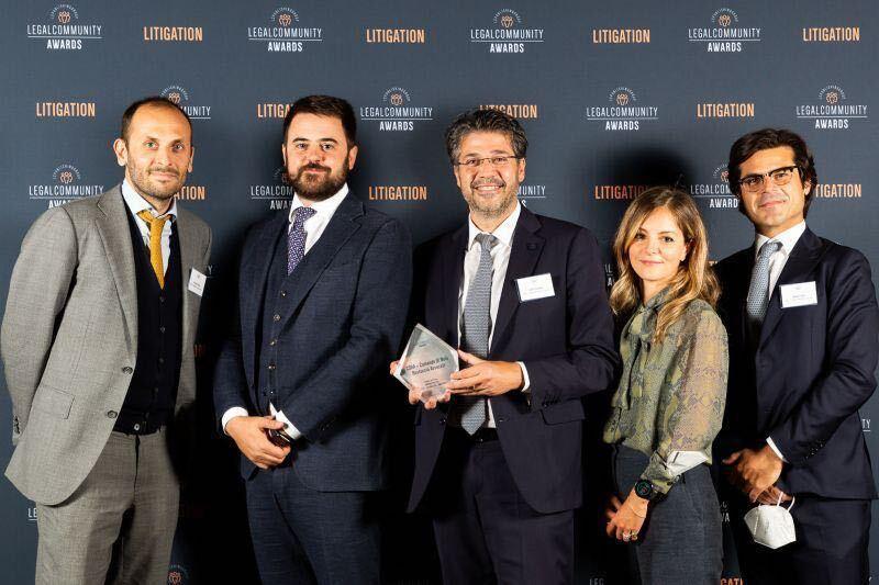litigation awards cdra