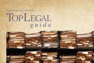 CDRA ed il suo partner Carlo Comandé inseriti Top Legal tra i Migliori studi e professionisti nella sua Guida Amministrativo 2020