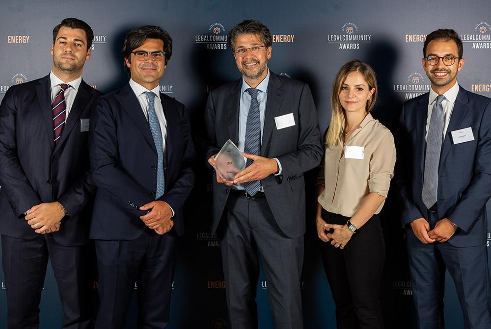 Legalcommunity Energy Awards 2021
