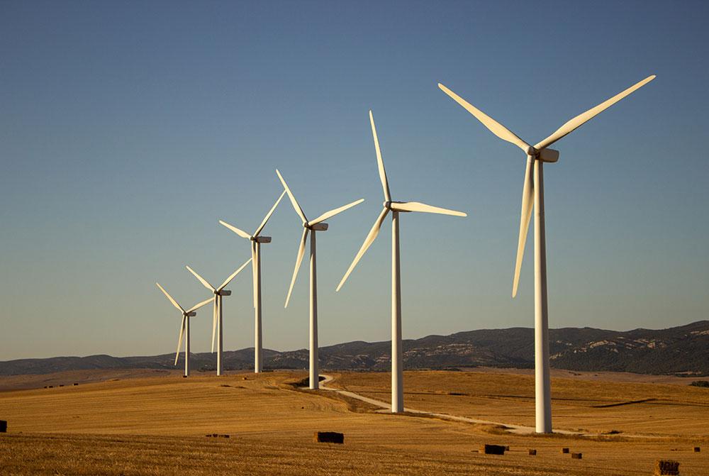 energia rinnovabile parco eolico cdra